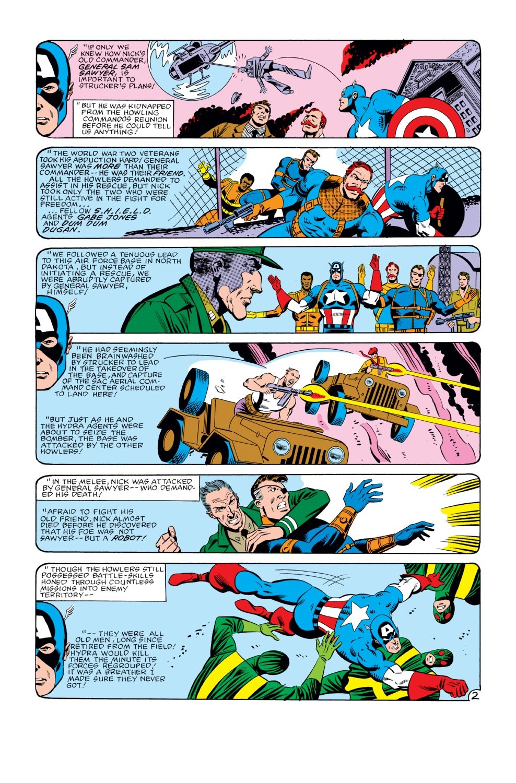 Captain America (1968) Issue #274 #190 - English 3