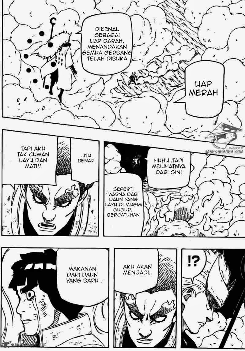 Komik Naruto chapter 668 Bahasa Indonesia