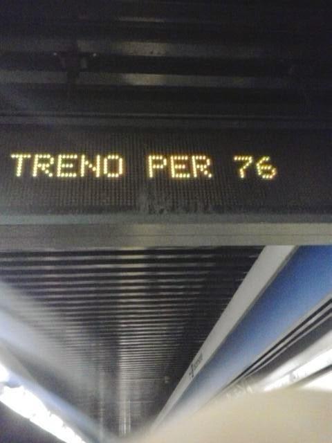I treni della Metro B
