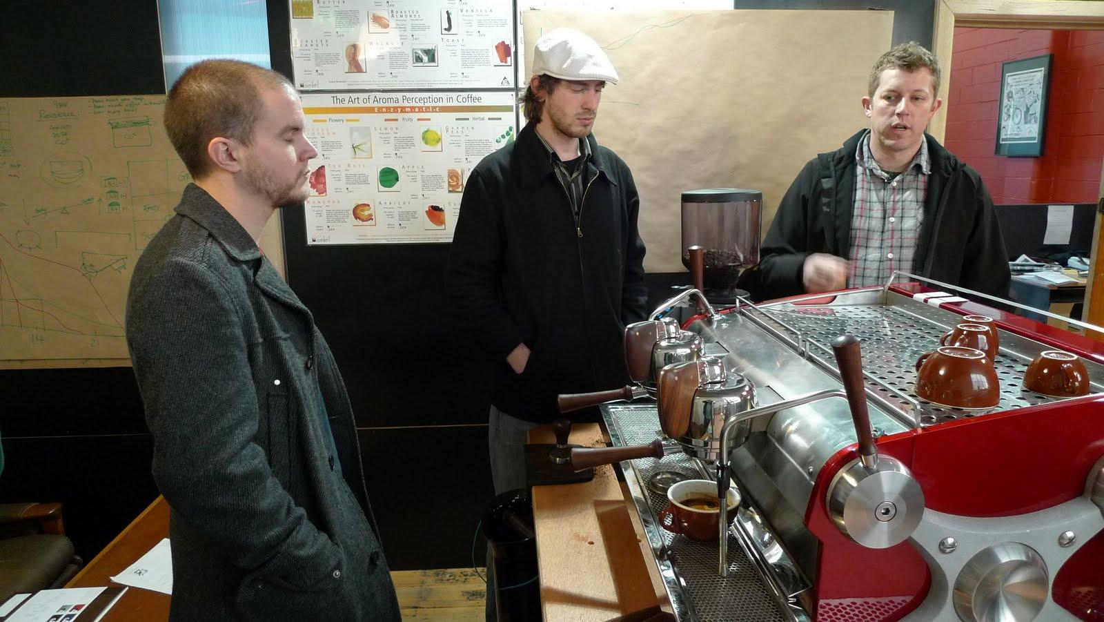 Dead Man Espresso August 2011