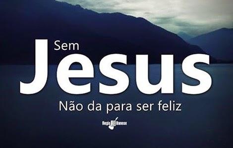 JESUS CRISTO ONTEM HOJE E ETERNAMENTE