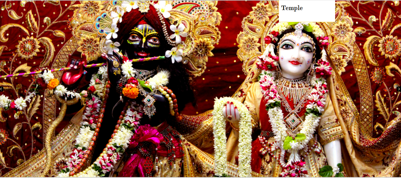 ISKCON Temple Pandharpur (MM), India