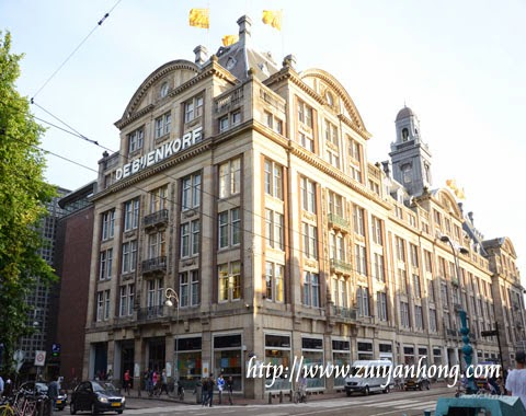 Amsterdam De Bijenkorf