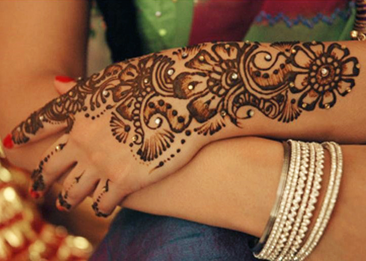 New Party Mehndi Designs : Fantastic mehndi designs party domseksa