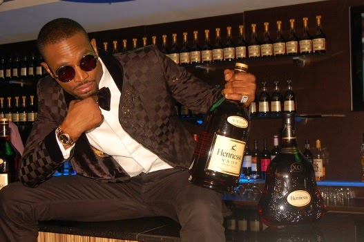 Nigeria's D'banj Set To Round up Hennessy Artistry