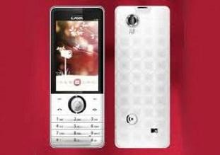 Lava A16 Dual SIM Music Phone