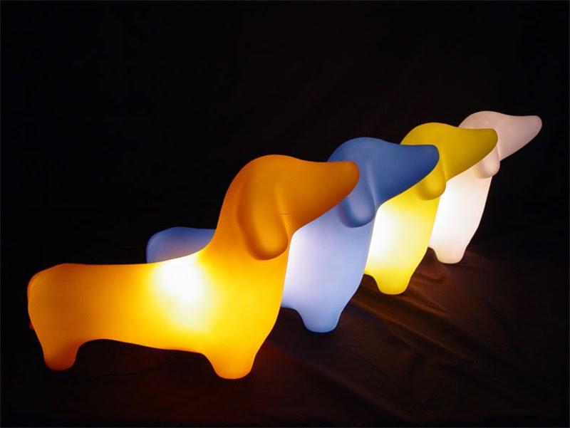 lampu tidur cantik keren kreatif