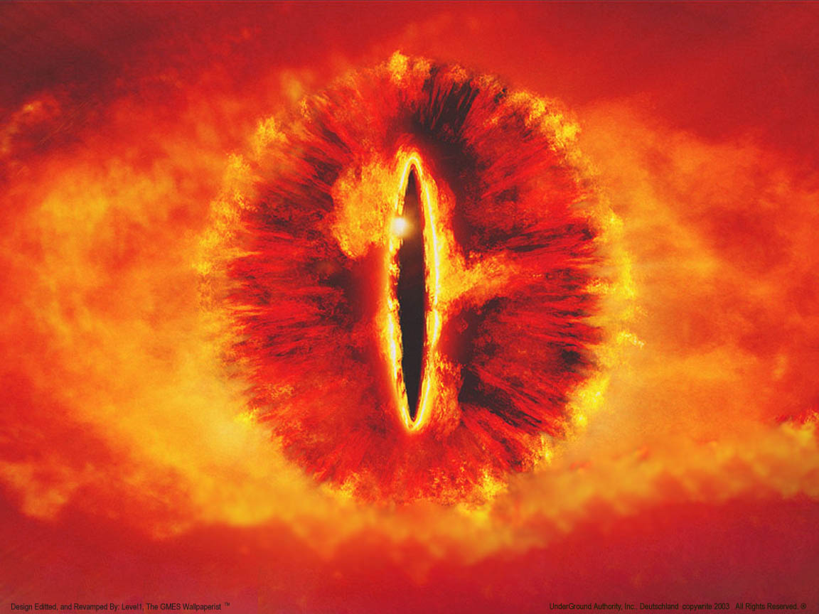 P.O Tolkien y su obra. The%252520Eye%252520Of%252520Sauron