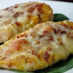 Honey Mustard Mozzarella Chicken Recipe
