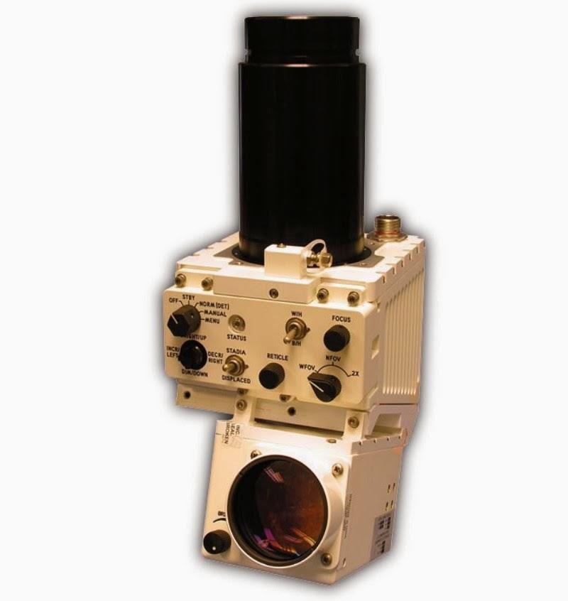 IRTAS 640 - новейшая тепловая система прицеливания среднего или длинного ИК-диапазонов волн