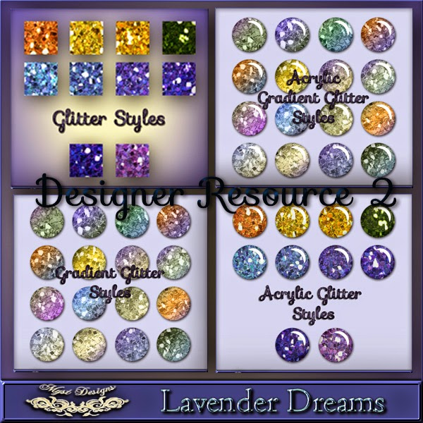 Lavender Dreams Designer Resource 2