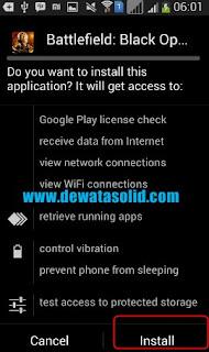 Cara Instal Apk di Android