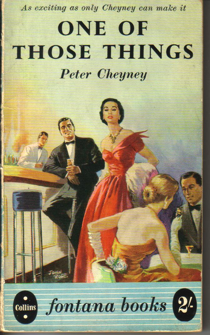 Books by Peter Cheyney (Author of Dames Don t Care)