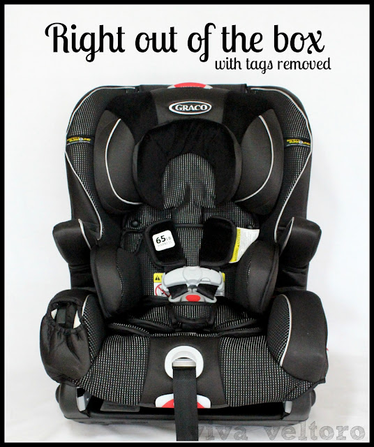 graco smart seat with safety surround protection all in one car seat review viva veltoro. Black Bedroom Furniture Sets. Home Design Ideas