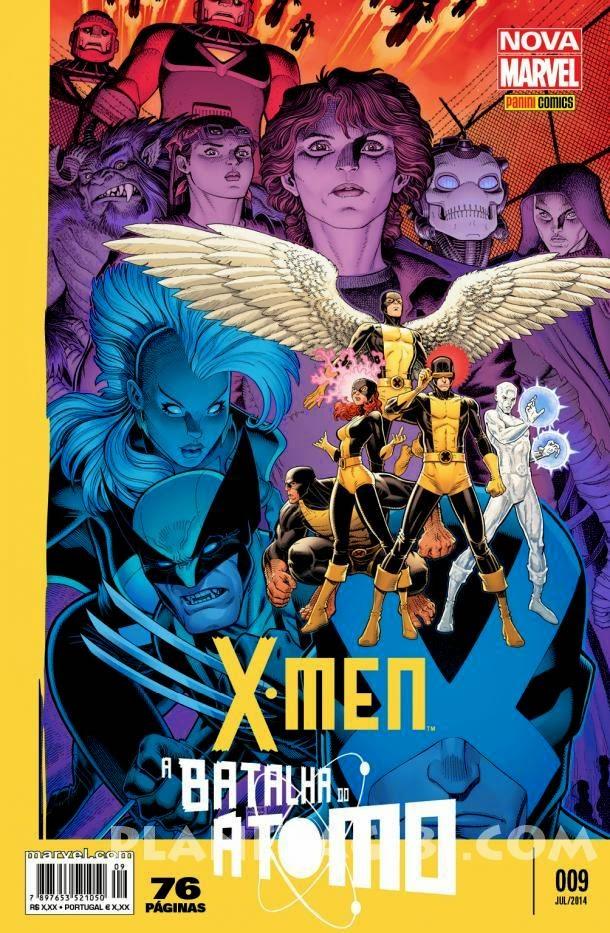 Checklist Marvel/Panini (Julho/2019 - pág.08) X-MEN+9