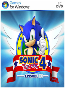 Download Jogo Sonic the Hedgehog 4: Episode 2 PC Completo Reloaded + Crack 2012