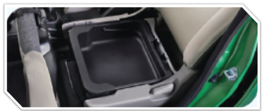 Under Seat Tray Karimun Wagon