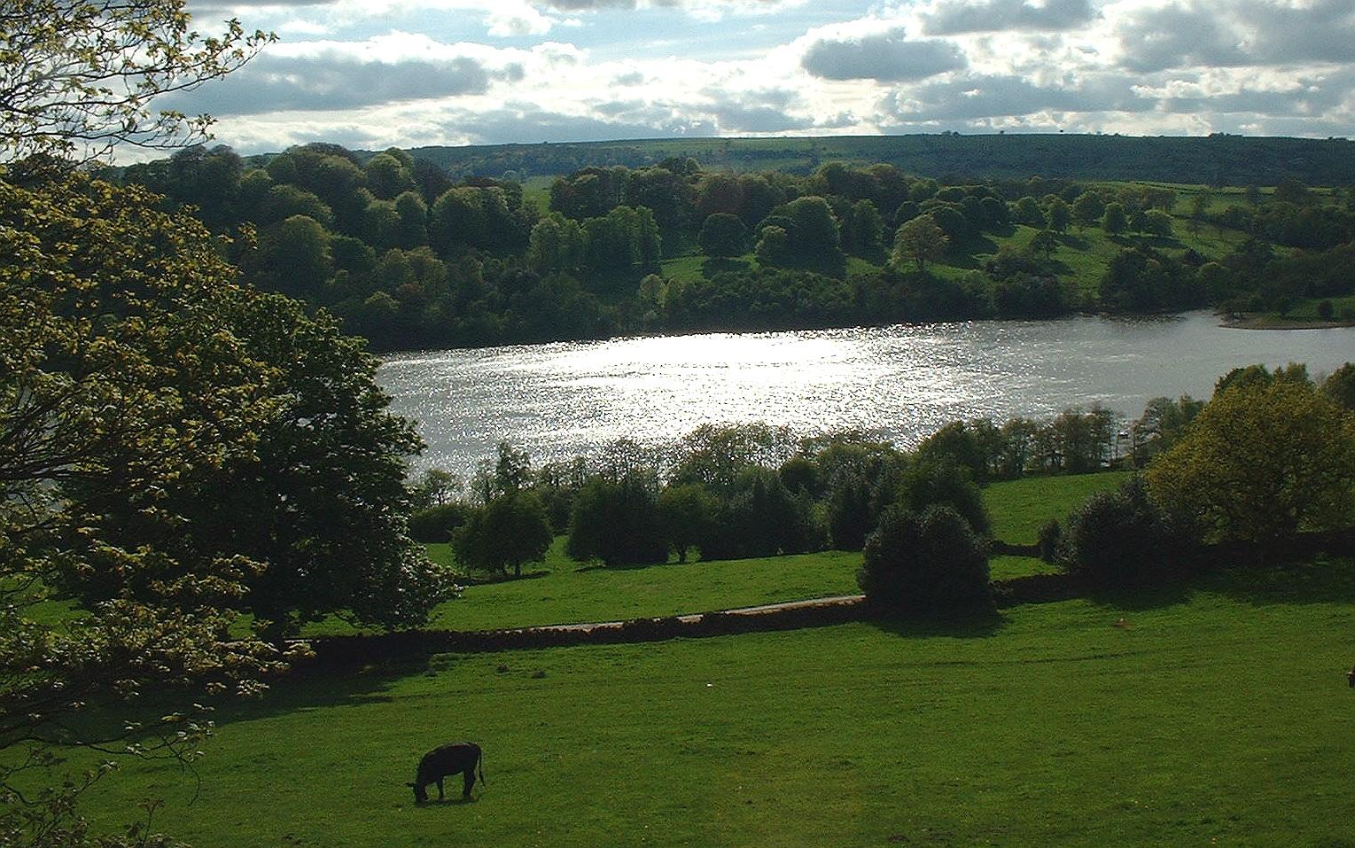 View of Rudyard Lake