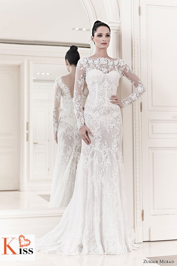 Cheap Wedding Gowns Online Blog: Zuhair Murad Wedding Dresses For ...