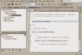 Si boy laskar | Source Editor NetBeans