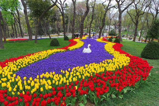 حدائق ومنتزهات اسطنبول الرائعه