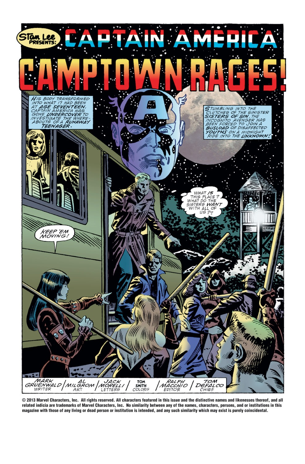 Captain America (1968) Issue #356 #289 - English 2