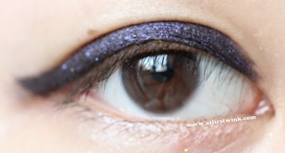 Mizon purple eyeliner