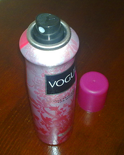 Vogue Enjoy Parfum Deo