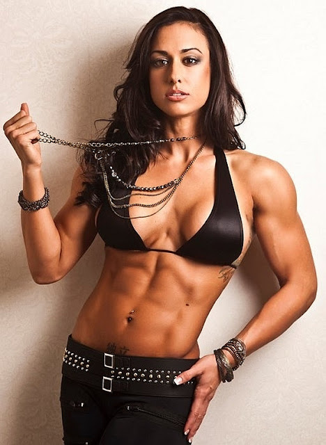 Courtney West-female fitness models-fitness beauties
