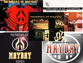 Members Of Mayday együttes