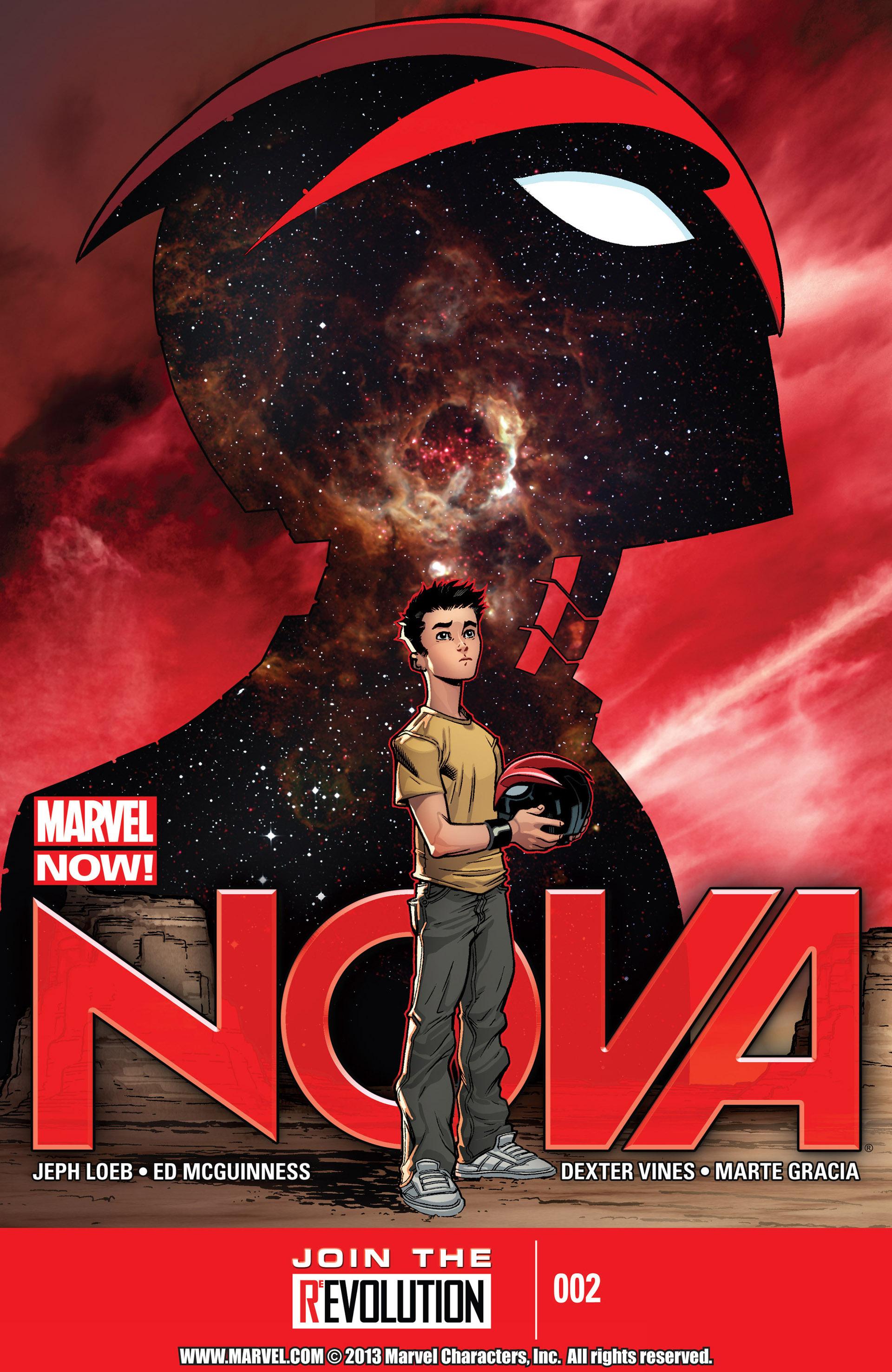 Nova (2013) - Chapter  2 | pic 1