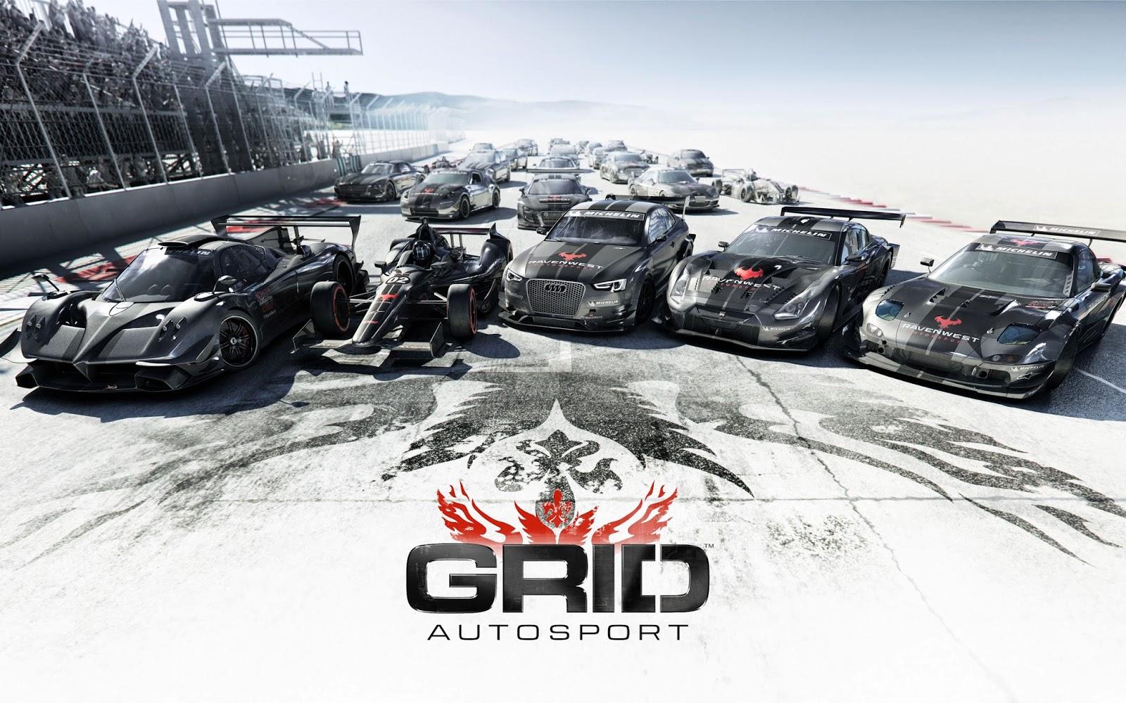Spesifikasi PC Untuk Grid: Autosport (Codemasters)