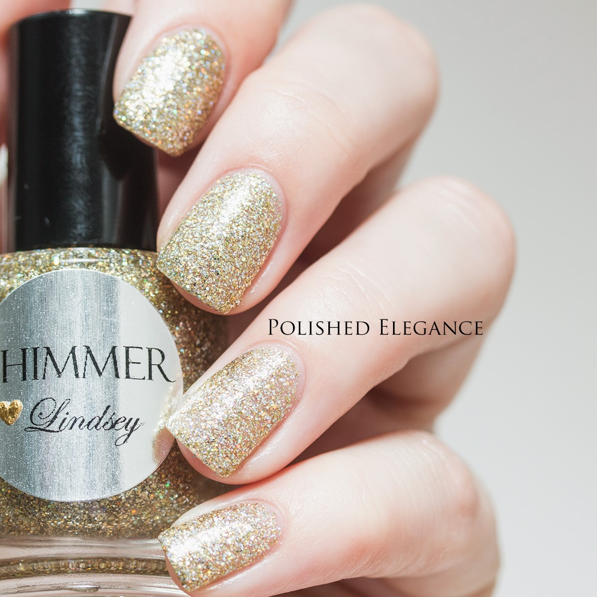 Shimmer Polish - Lindsey swatch review