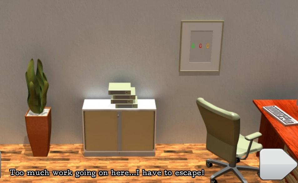 Solved: Quick Escape Office Walkthrough