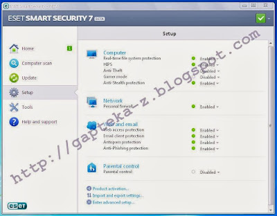 Free Download ESET Smart Security 7 Beta Full License
