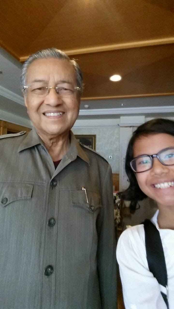 simple essay about tun dr mahathir