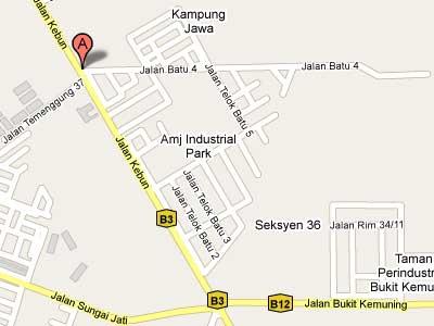 Klang, Peta Klang, Bandar Klang