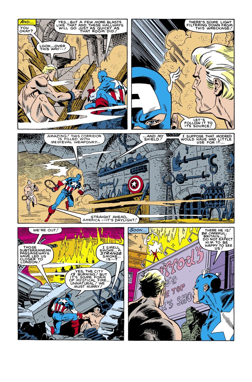 Captain America (1968) Issue #306 #234 - English 12