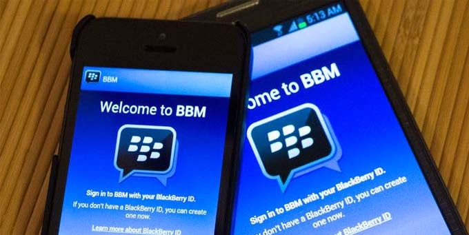 Update LINK DOWNLOAD BBM for Android New Terbaru