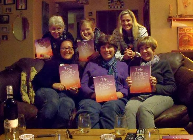 "2014 Begins with ""The Desire Map"" Book Group"