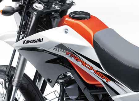 spesifikasi Kawasaki D-Tracker 2015