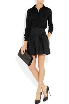 Ralph Lauren - Erica fine-knit cashmere shirt