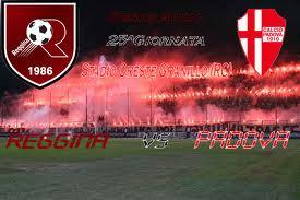 Reggina-Padova-serie-b