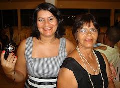 sobrinha e irmã Zete