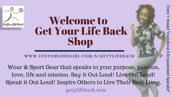 GET YOUR LIFE BACK INSPIRATIONAL LIFE COACHING TOOLS