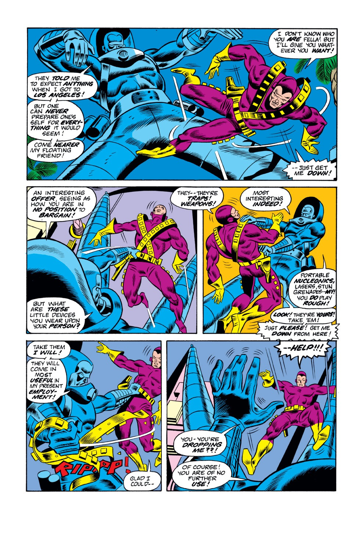 Captain America (1968) Issue #191 #105 - English 10