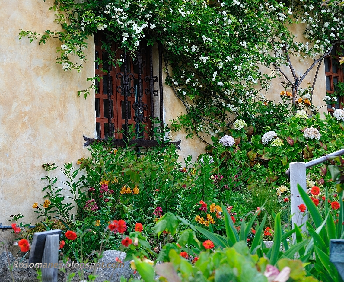 Nice The Garden At Carmel Mission