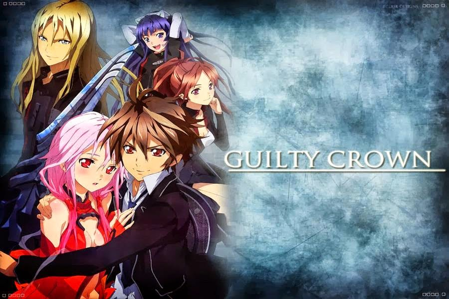 Anime, Guilty Crown