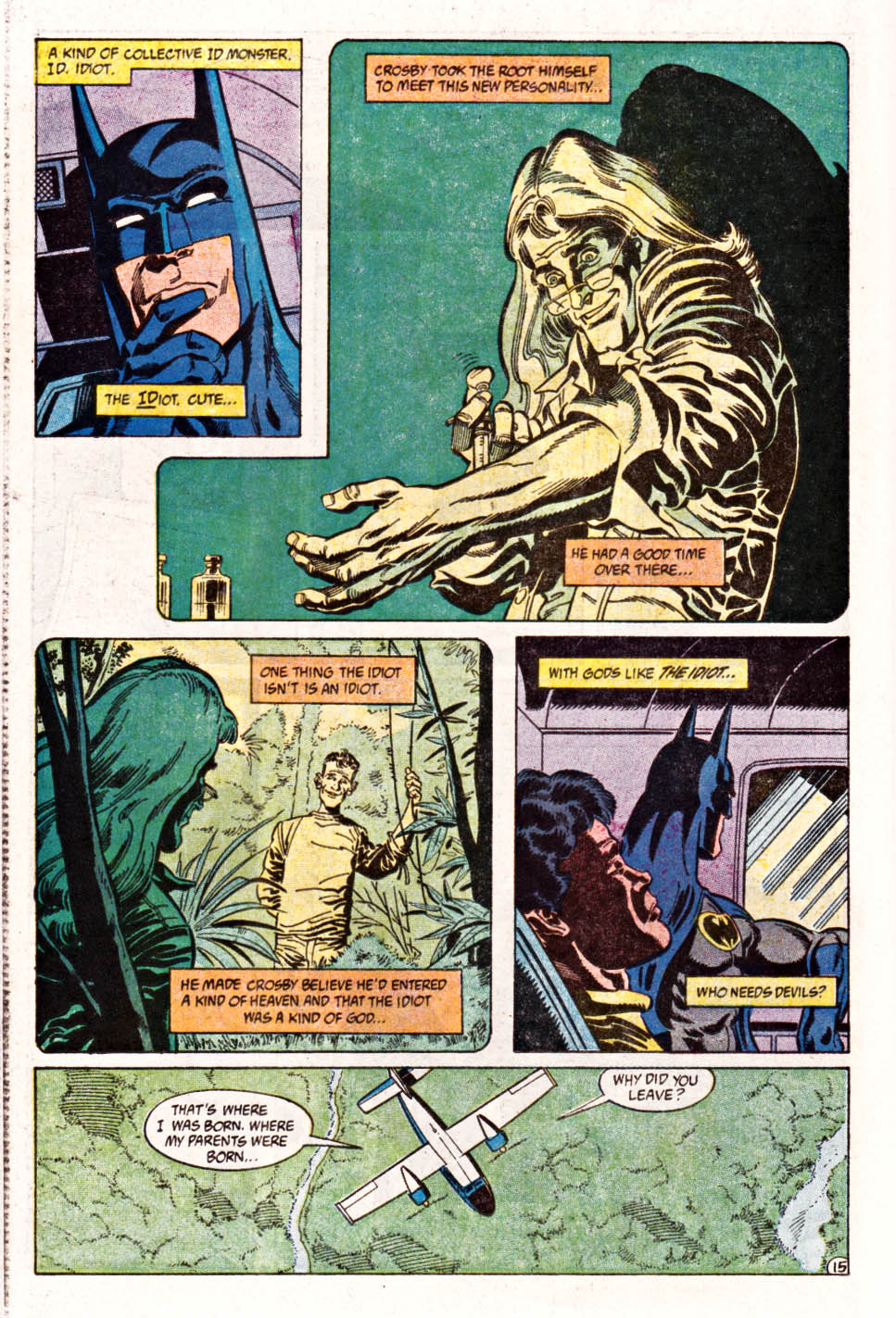 Detective Comics (1937) Issue #639 Page 16