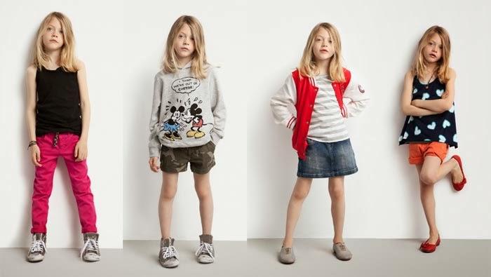 Vestidos para niñas del catálogo de Primark